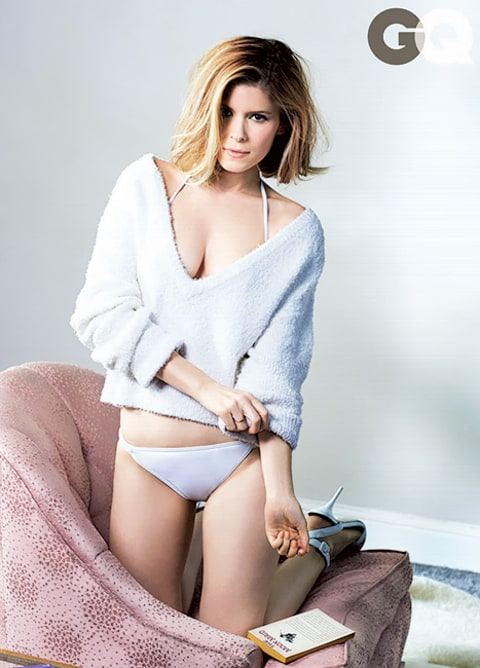 Kate Mara GQ