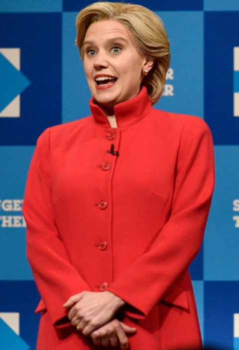 'SNL' Cold Open: Kate McKinnon as Clinton Sings ...