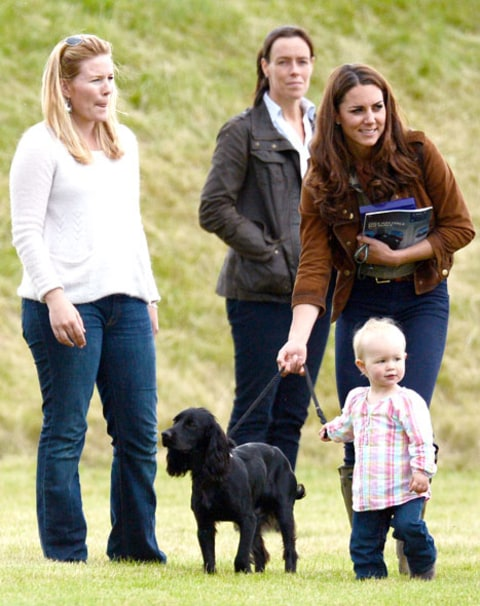 kate middleton lupo autumn phillips