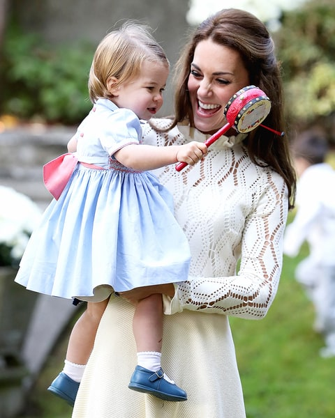 Charlotte Kate Middleton