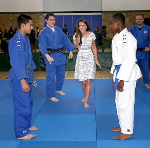 kate and judo