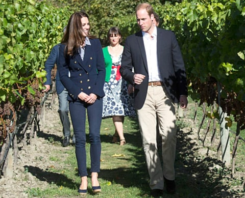 kate middleton vineyard outfit