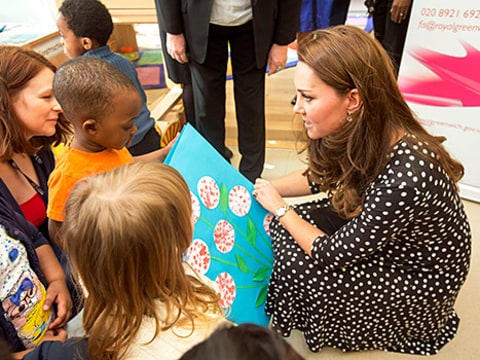 Kate Middleton - Brookhill Children's Centre