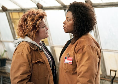 kate mulgrew and lorraine toussaint