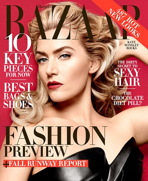 Kate Winslet Wears Lingerie Post Baby Says Nobody Knows