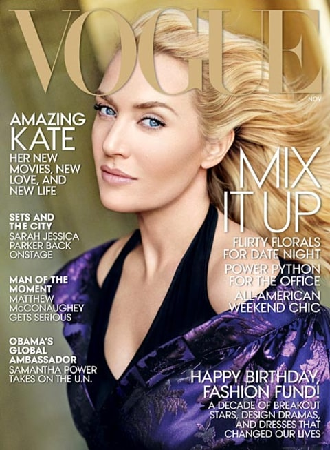 kate winslet vogue cover