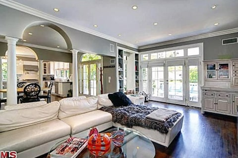 Heigl living room