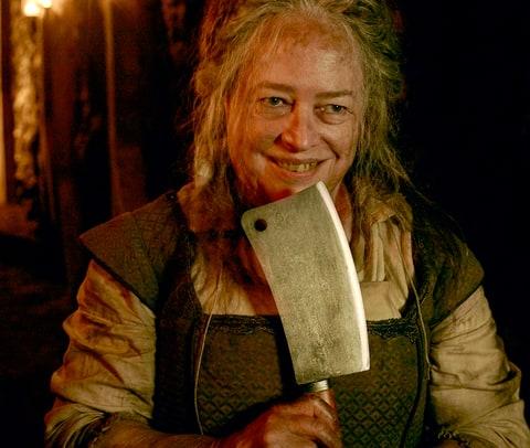 'American Horror Story': Ryan Murphy Teases 'Most F--ked ...  Kathy Bates American Horror Story