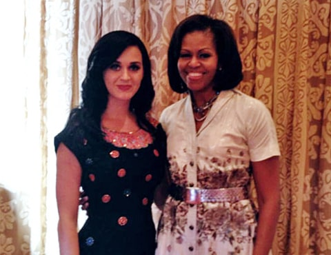 Katy Perry and Mobama
