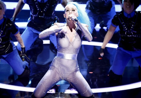 katy perry echo awards performance