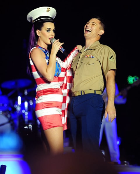 katy perry soldier 2