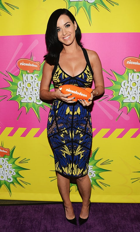 Kid's Choice Awards Katy Perry