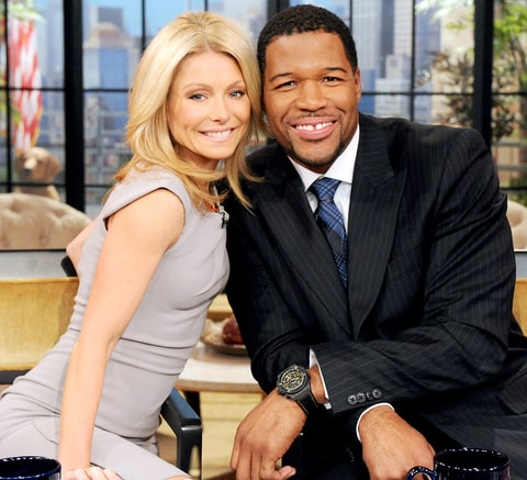 Michael Strahan Offers To Return To 'Live' If Needed