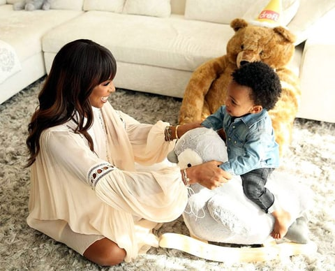Kelly Rowland and Titan