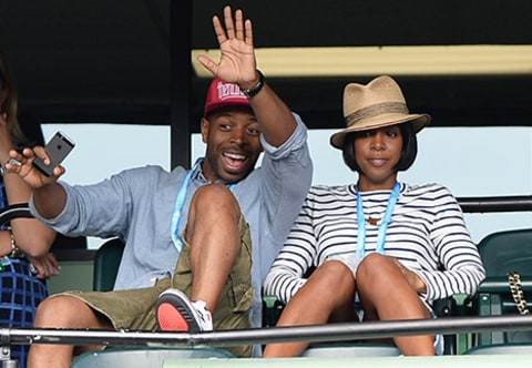 Kelly Rowland and Tim