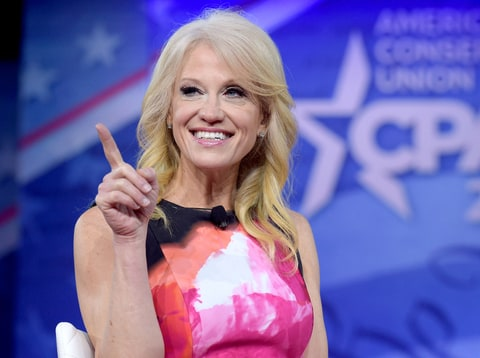 Kellyanne Conway Is Reportedly Being