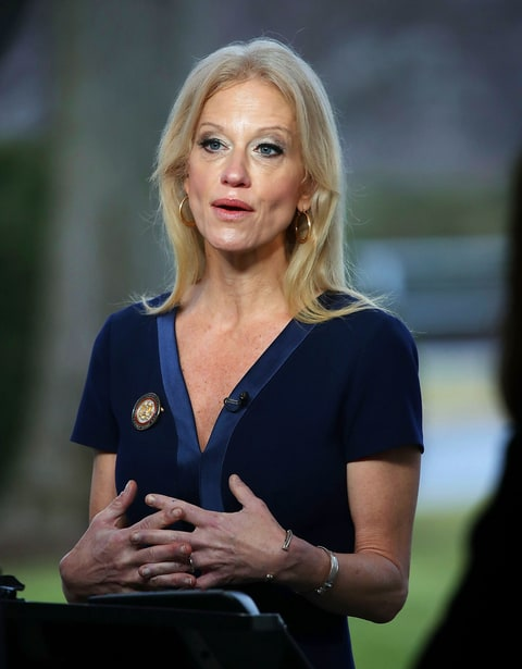 """Counselor to the president Kellyanne Conway appears on """"This Week With ..."""