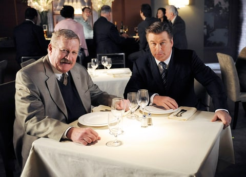 Ken Howard and Alec Baldwin on '30 Rock'
