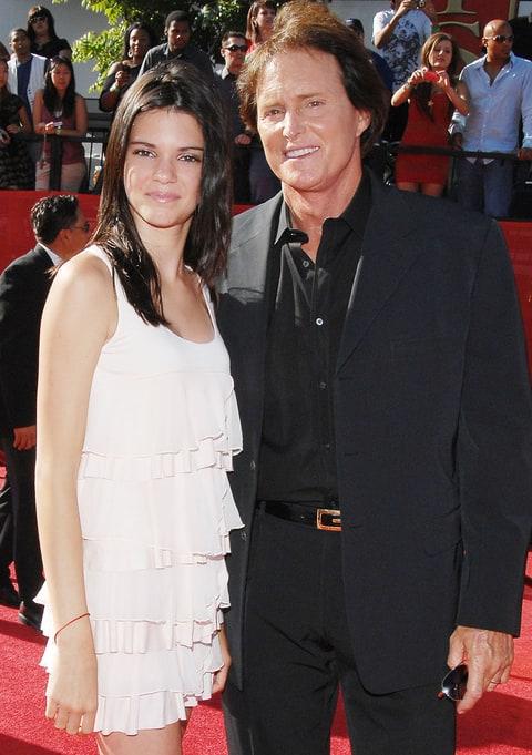 Kendall Jenner Bruce Jenner