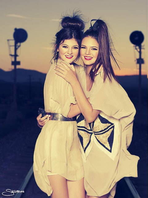 kendall and kylie shoot 4