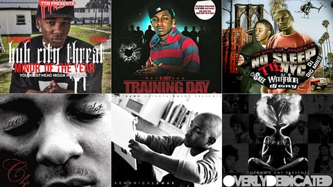 Kendrick Lamar Mixtapes: