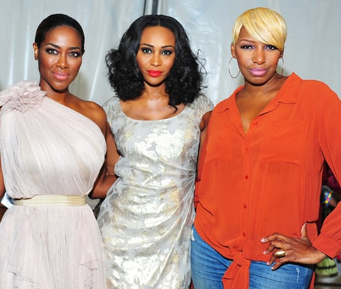 Kenya Moore, Cynthia Bailey and NeNe Leakes