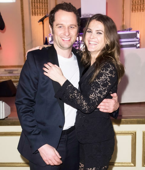 Keri Russell Gushes About Working With Beau Matthew Rhys ...