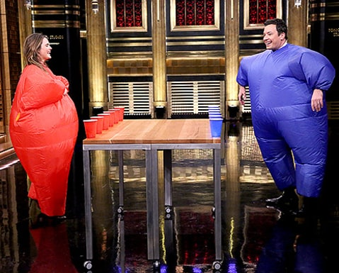 keri russell and jimmy fallon