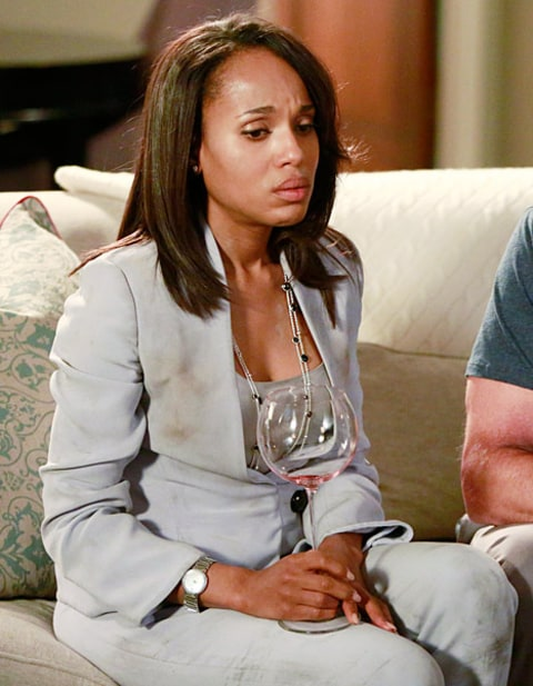 "Kerry Washington: I Don't Drink Alcohol, Citing ""Empty ..."