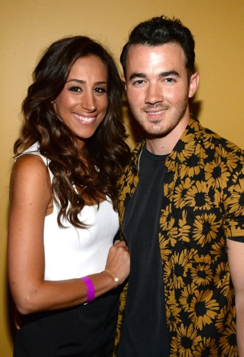 Kevin Jonas shared first pic of baby daughter Valentina