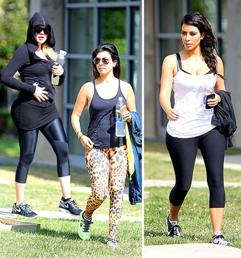 kim kourtney and khloe