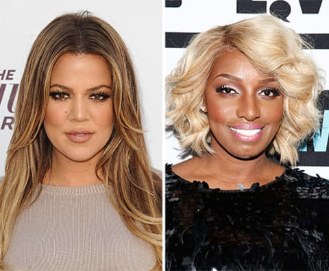 Khloe Kardashian and Nene Leaks