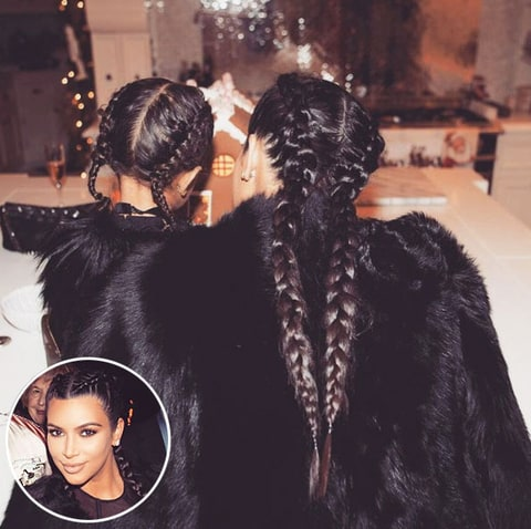 Astounding Pigtail Braids Are Your New Lazy Day Hairstyle Us Weekly Hairstyles For Women Draintrainus