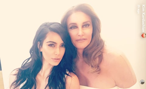 Caitlyn Jenner Was Styled by Kim Kardashian for ESPYs 2016!