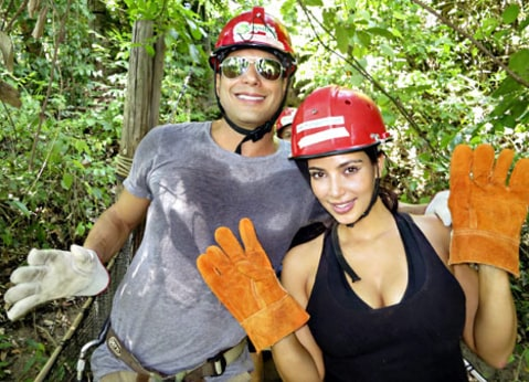 joe francis and kim kardashian 1