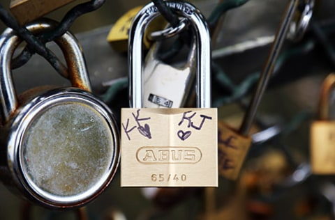 kim kris paris lock