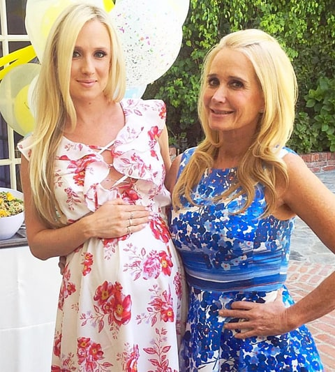 Brooke Wiederhorn and Kim Richards