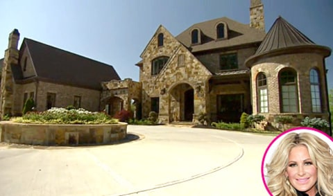 Kim Zolciak house