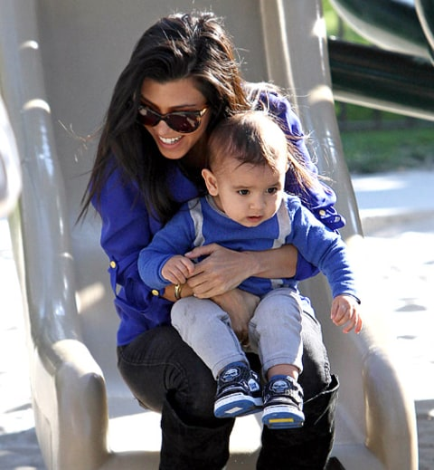 kourtney and mason