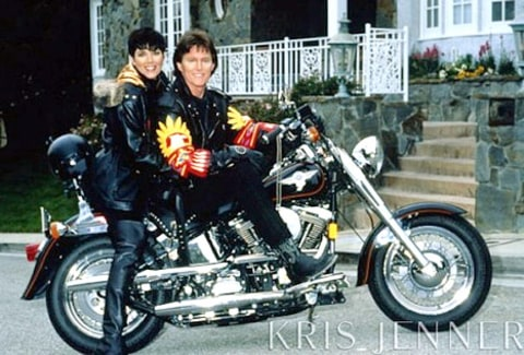 kris and bruce motorcycle