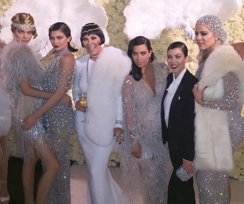 Kris Jenner's children have paid tribute to her on her 61st birthday