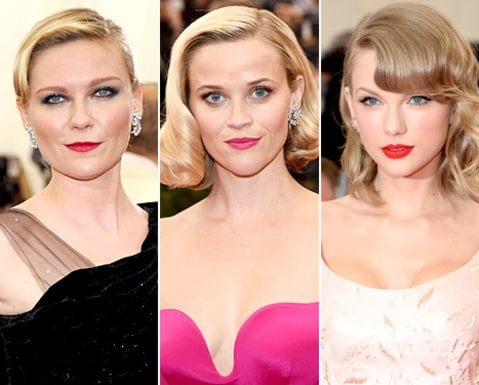 Kirsten Dunst, Reese Witherspoon and Taylor Swift
