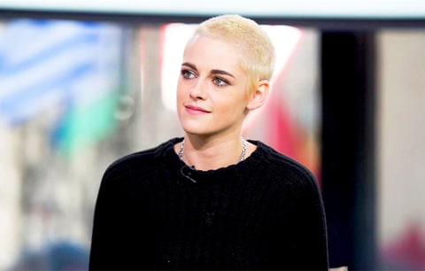 Kristen Stewart brushes off the hate of Trump's Twitter attacks