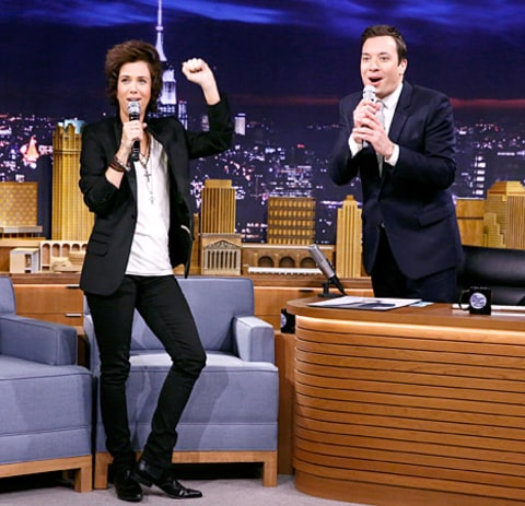 Kristen Wiig as Harry Styles