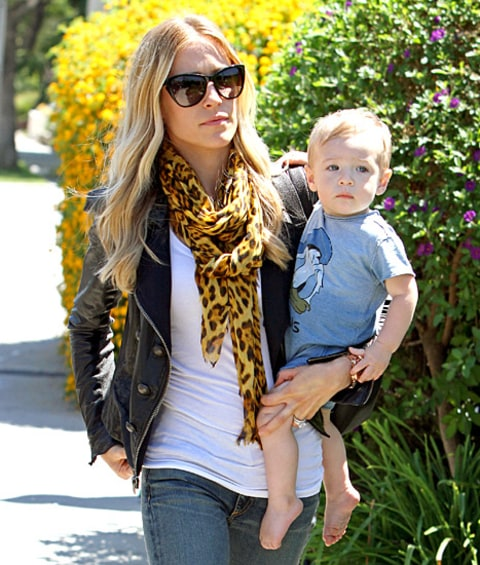 Kristin and Camden