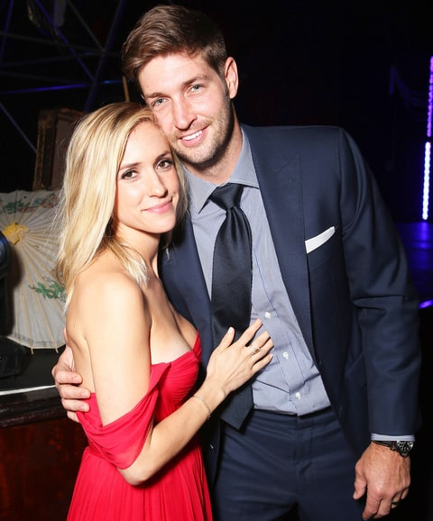 Kristin Cavallari and Jay Cutler