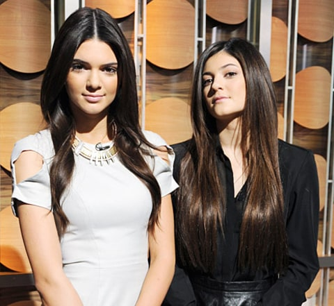 kendall and kylie