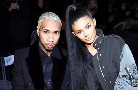 Kylie Jenner is not engaged, despite flashing ring on social media