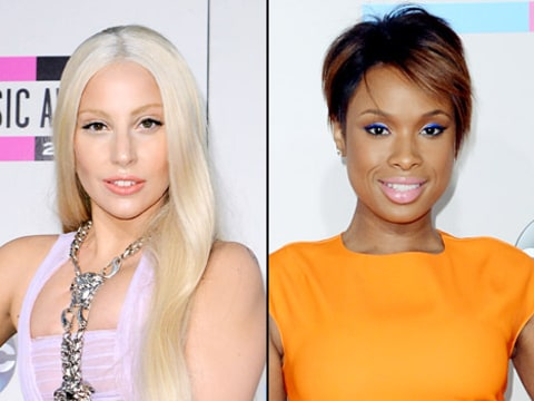 lady gaga and jennifer hudson