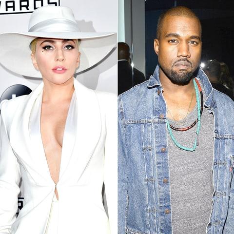Lady Gaga, Kanye